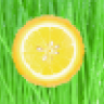 grass lemon